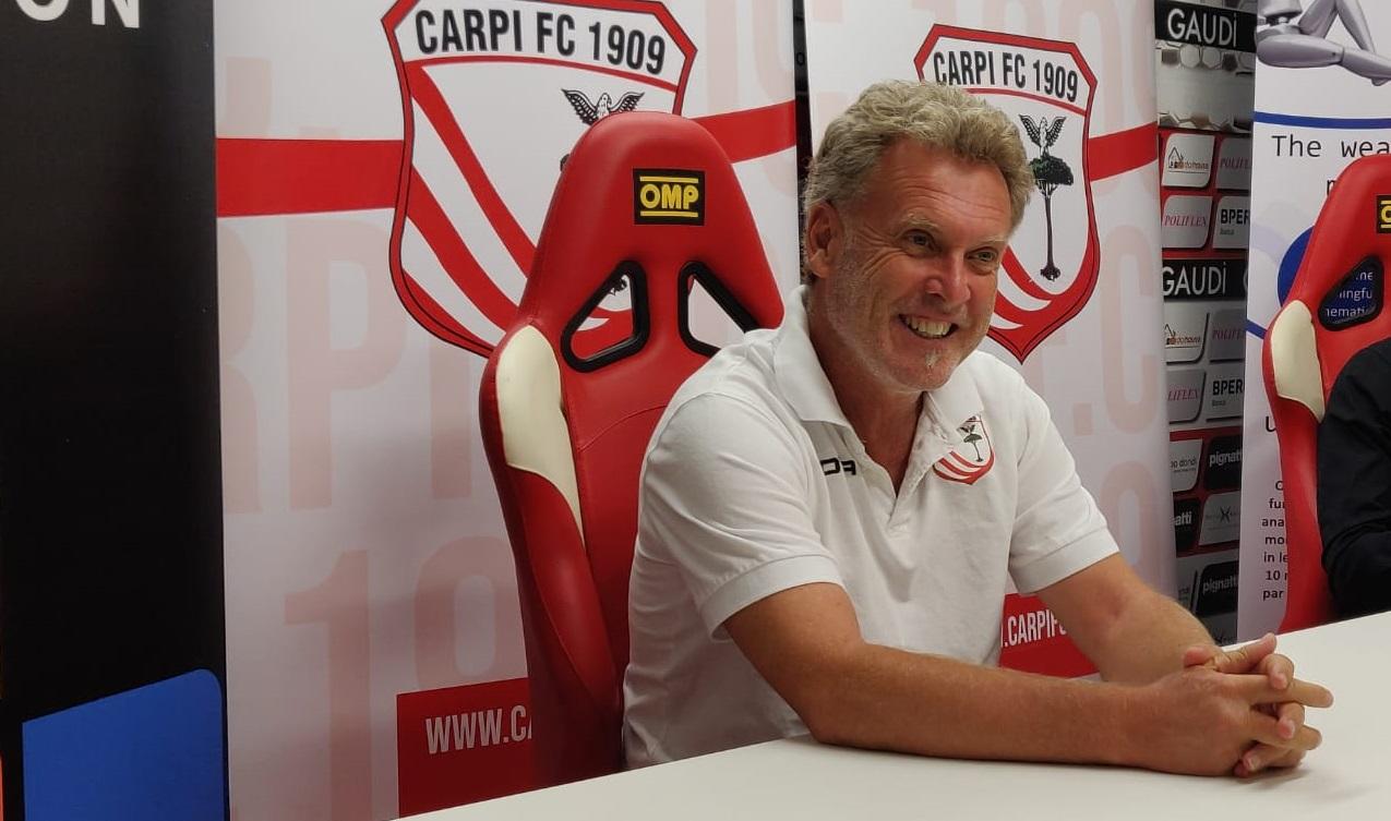 Carpi-Arezzo 4-1, le dichiarazioni di mister Pochesci