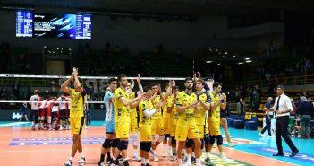 LIVE - Modena Volley-Gas Sales Piacenza 3-0, la cronaca scritta del match