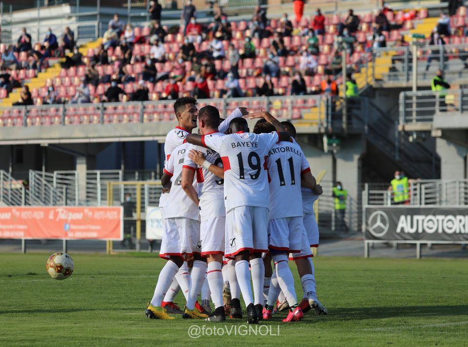 Carpi-Arezzo 4-1, highlights