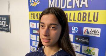 Hockey - Symbol Amatori Modena 1945, intervista al capitano della squadra femminile Francesca Maniero