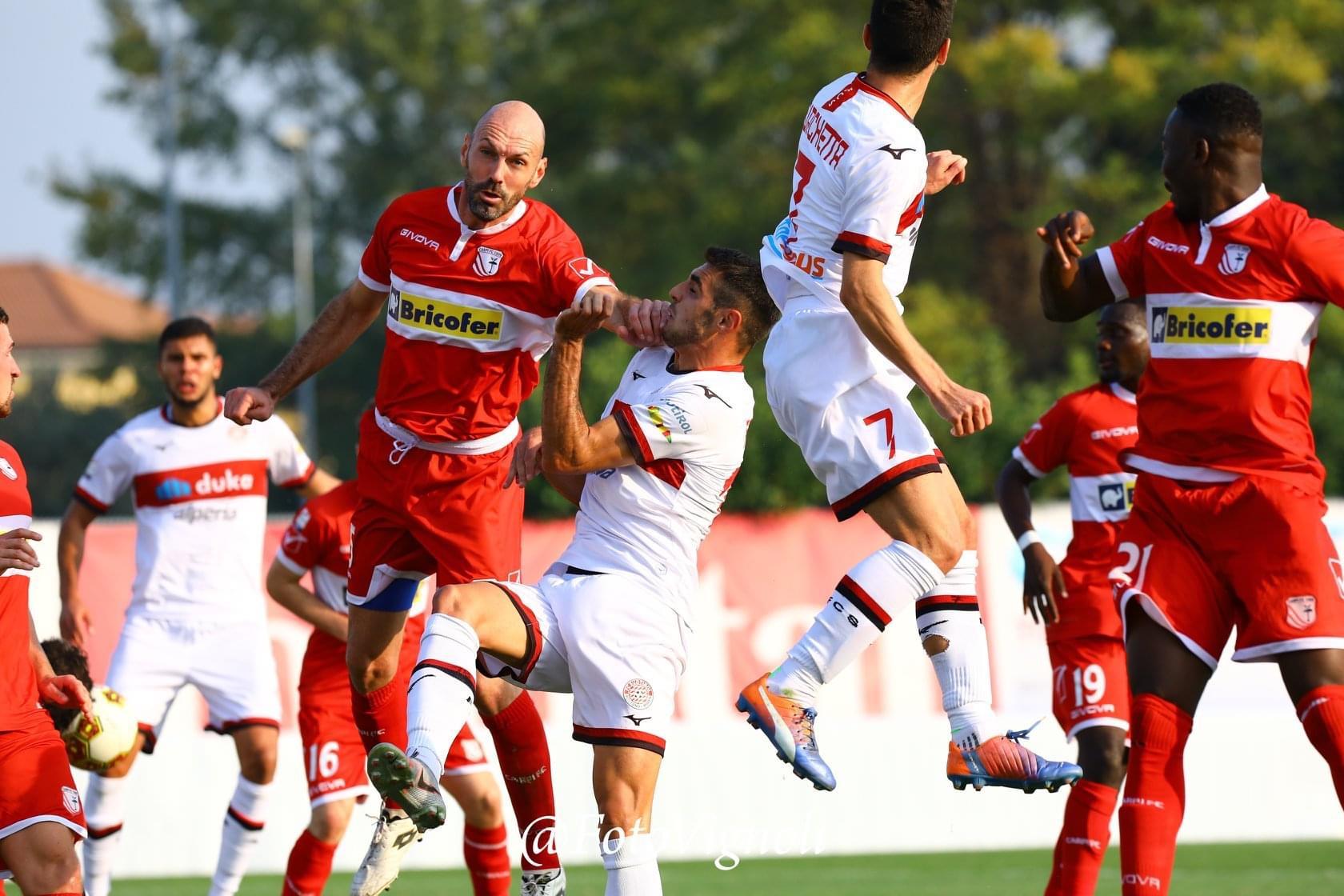 Sudtirol-Carpi 3-0, le parole di Simone Gozzi