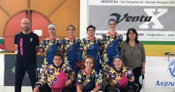 Hockey - Symbol Amatori Modena Femminile, vittoria nella prima amichevole stagionale