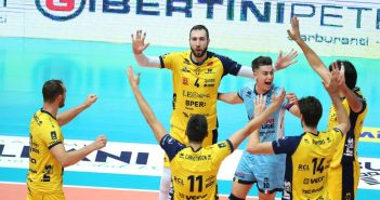 Modena Volley - Resto del Carlino: la Leo Shoes riconquista il Palapanini