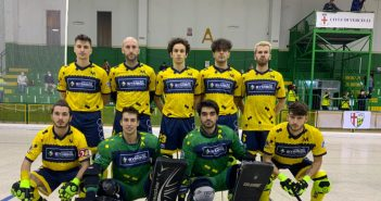 Hockey - Symbol Amatori Modena 1945, sconfitta a Vercelli all'esordio in campionato