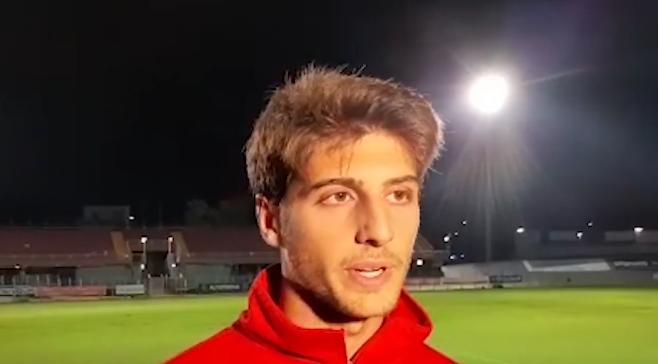 Carpi-Cesena 2-0, le parole di Niccolò Marcellusi