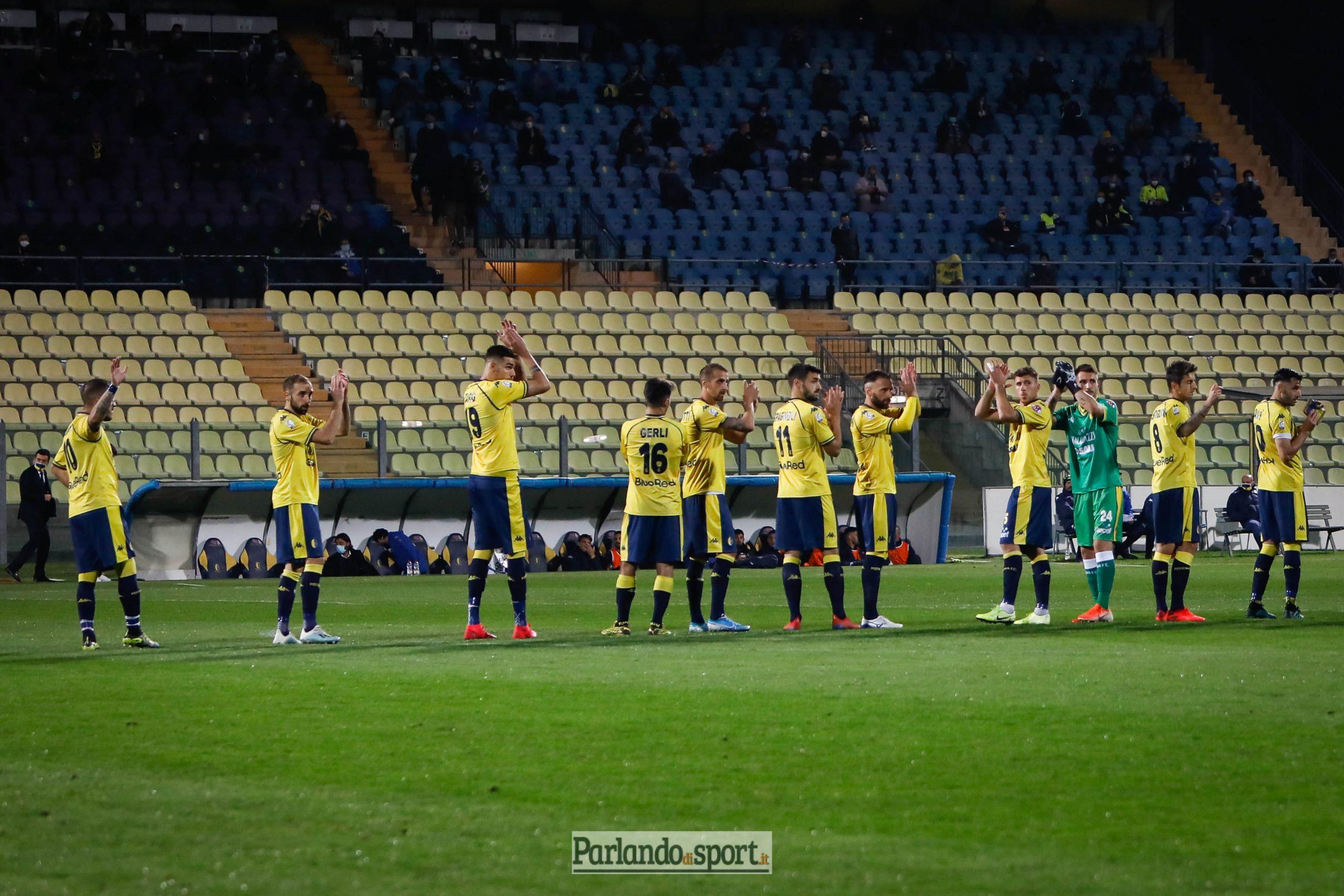 Modena Fc, il punto della situazione in casa gialloblù