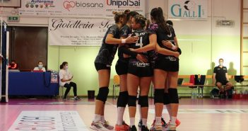 Volley, A2/F: ancora una sconfitta per l'Exacer Montale, Marsala passa 3-0 a Castelnuovo