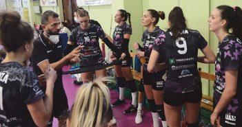 Volley, A2/F: l'Exacer Montale fa visita alla Futura Volley Giovani Busto Arsizio