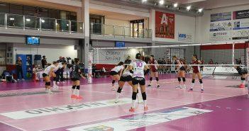 Volley, A2/F: Exacer Montale superata 3-0 anche a Busto Arsizio