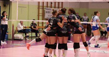 Volley, A2/F: primo punto in stagione per l'Exacer Montale, ma a Castelnuovo vince Olbia