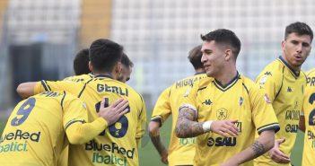 Modena-Carpi 2-1, Tiziano Tulissi: