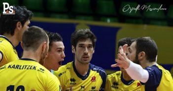 Modena Volley - Gazzetta di Modena, ancora in dubbio la gara contro Latina