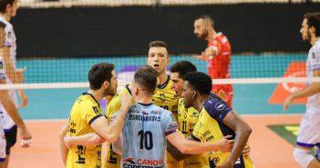 Modena Volley - Resto del Carlino: Leo Shoes non perfetta, ma sa ancora lottare