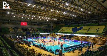 Modena Volley - Resto del Carlino: dopo 20 mesi riaprono le biglietterie del Palapanini