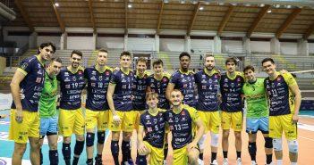 Modena Volley - Gazzetta di Modena - Leo Shoes, che carattere: i gialloblù ora puntano al podio
