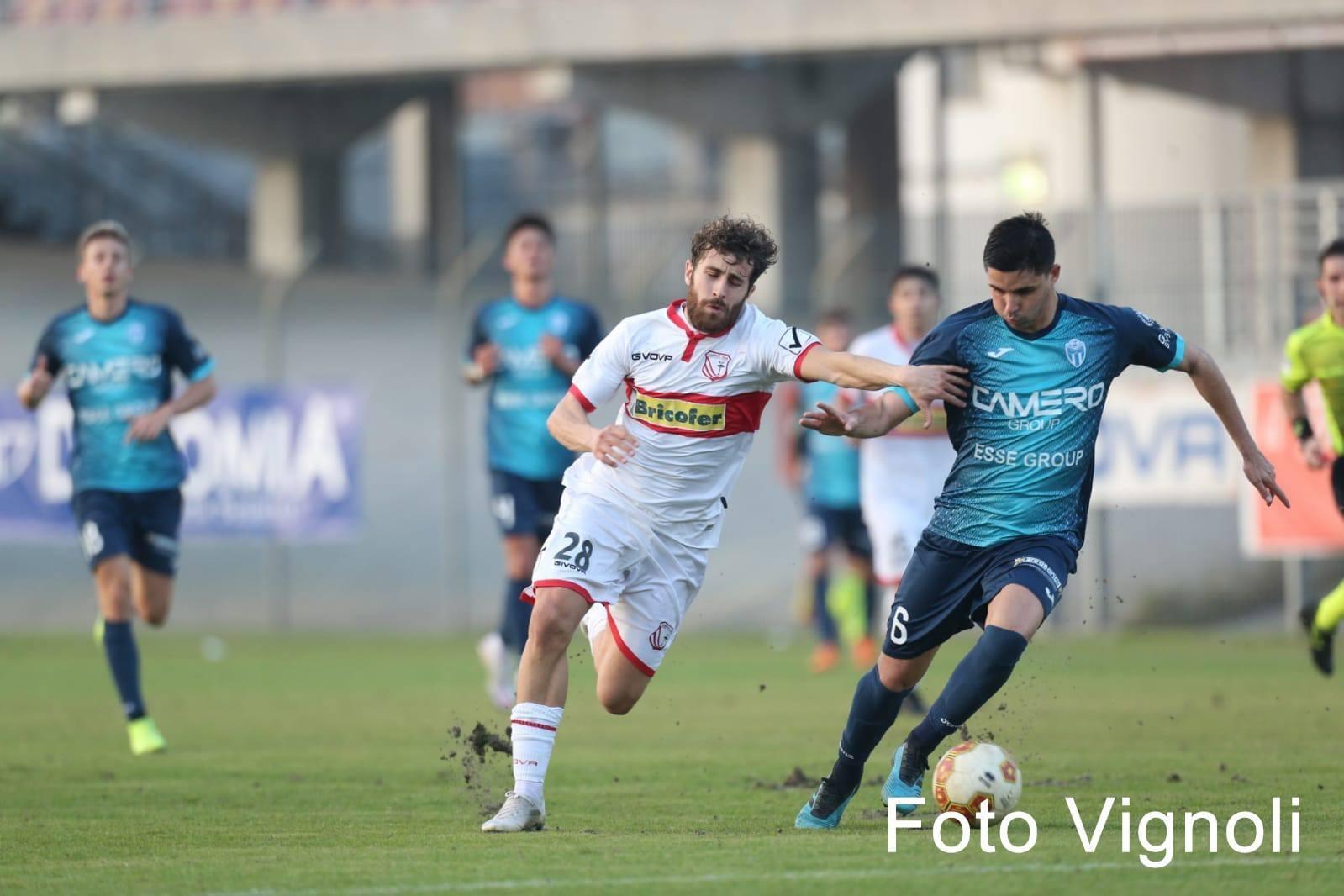 Carpi-Legnago 0-0, highlights
