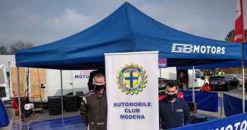G.B. Motors Team festeggia insieme ad M-Sport la vittoria di Formaux al Trofeo ACI Como