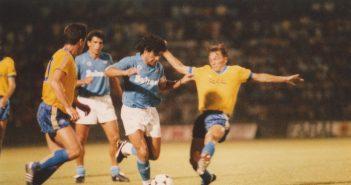 Diego Armando Maradona: il cordoglio di Modena Volley, Modena Fc e Carpi per la scomparsa del Pibe de Oro