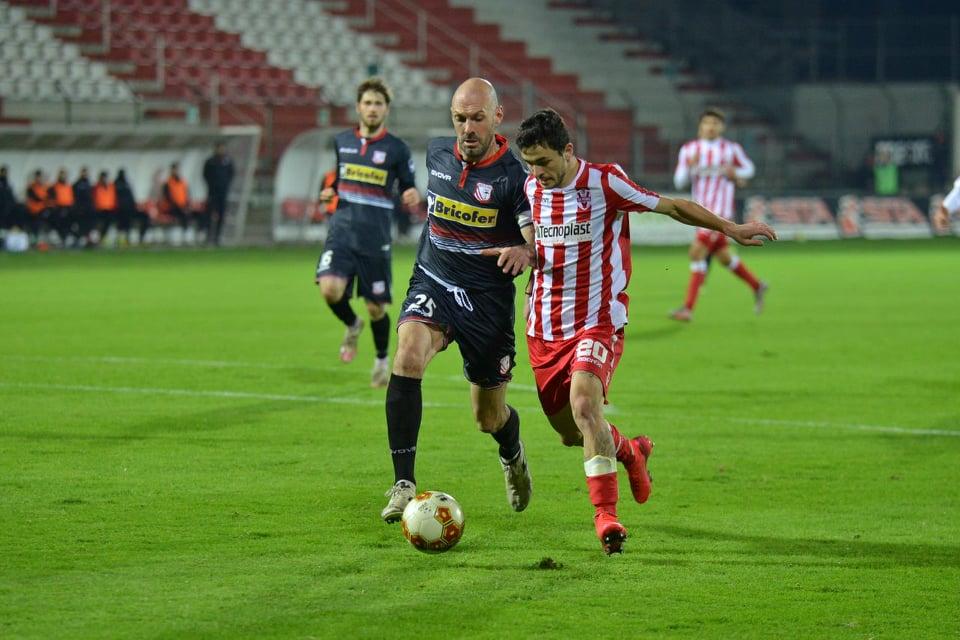 Vis Pesaro-Carpi 3-2, highlights
