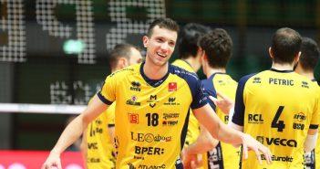 Modena Volley, Daniele Mazzone:
