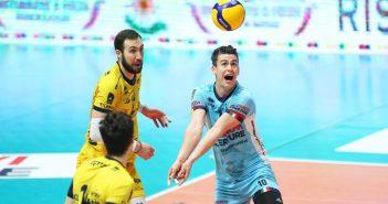 LIVE | Sir Safety Perugia - Modena Volley (3-0), la diretta scritta del match