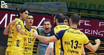 Modena Volley - Gazzetta di Modena: Arrivano la Sir Safety e Leon, Leo Shoes pronta all'assalto