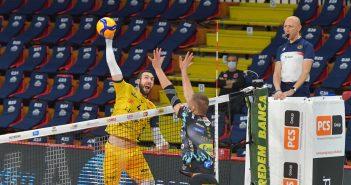 Modena perde a Perugia nel recupero della nona giornata di andata