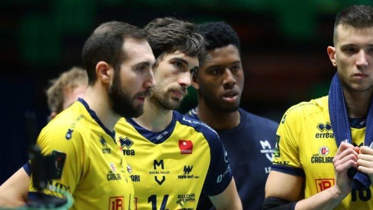 Modena Volley - Gazzetta di Modena: La Leo Shoes si inchina solo al tie break