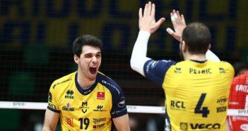Modena Volley - Gazzetta di Modena, Lavia: