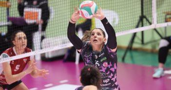 Volley, A2/F: altro recupero per l'Exacer Montale, che domani sfida in casa Mondovì