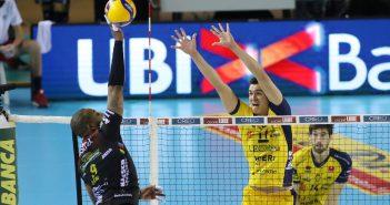 Modena Volley - Resto del Carlino: Leo Shoes, ultima chance per il quinto posto