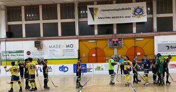 Hockey - Symbol Amatori Modena 1945, a Montale passa la capolista: Vercelli vince 7-1