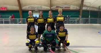 Hockey - Symbol Amatori Modena 1945, esordio vincente della squadra femminile: battuto Scandiano 6-0
