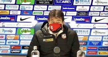 Sambenedettese-Carpi 5-1, mister Foschi: