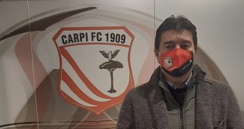 Carpi Fc, mister Foschi si presenta: