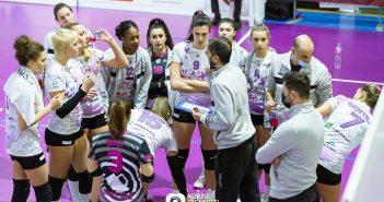 Volley, A2/F: l'Exacer Montale lotta contro la capolista ma a Roma finisce 3-1 per le capitoline