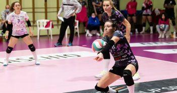 Volley, A2/F: Exacer Montale di scena a Roma per il primo impegno del 2021