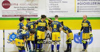 Hockey - La Symbol Amatori Modena 1945 ospita la capolista Vercelli. Le ragazze gialloblù impegnate contro Agrate Brianza