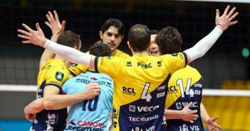 Modena Volley - News sugli esiti dei tamponi molecolari odierni