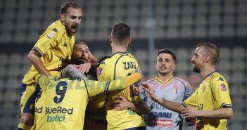 Modena FC - Resto del Carlino - I gialli concreti ripartono con un tris