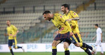 Modena-Imolese 3-1, le parole di Scappini e Varutti