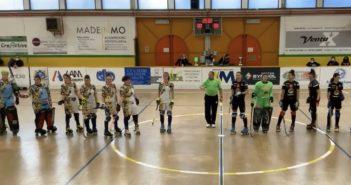 Hockey - Symbol Amatori Modena 1945, le ragazze stendono Roller Hockey Scandiano con un netto 9-1