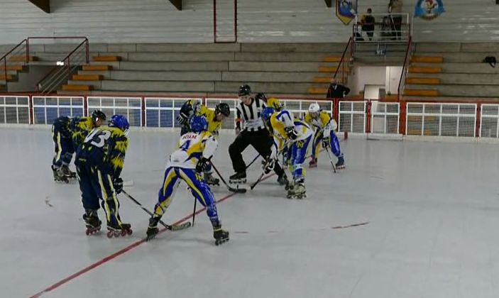 Hockey In Line (Under 16): Invicta Modena-Gufi Parma