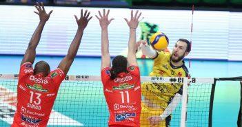 Modena Volley - La Leo Shoes perde gara 2 dei quarti di finale playoff, finisce qui il campionato dei gialli