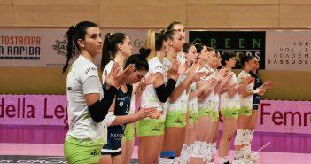 Green Warriors Sassuolo - Le neroverdi perdono 0-3 contro Soverato
