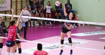 Volley, A2/F: Exacer Montale di nuovo contro Talmassons per il recupero della 2ª giornata