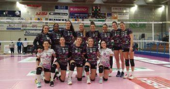 Volley, A2/F: l'Exacer Montale perde in Friuli ed è matematicamente retrocessa in Serie B1