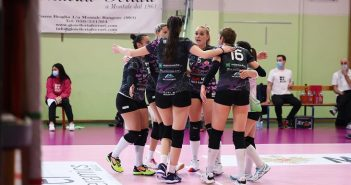 Volley, A2/F: Exacer Montale di nuovo a mani vuote, Talmassons vince 3-1 a Castelnuovo