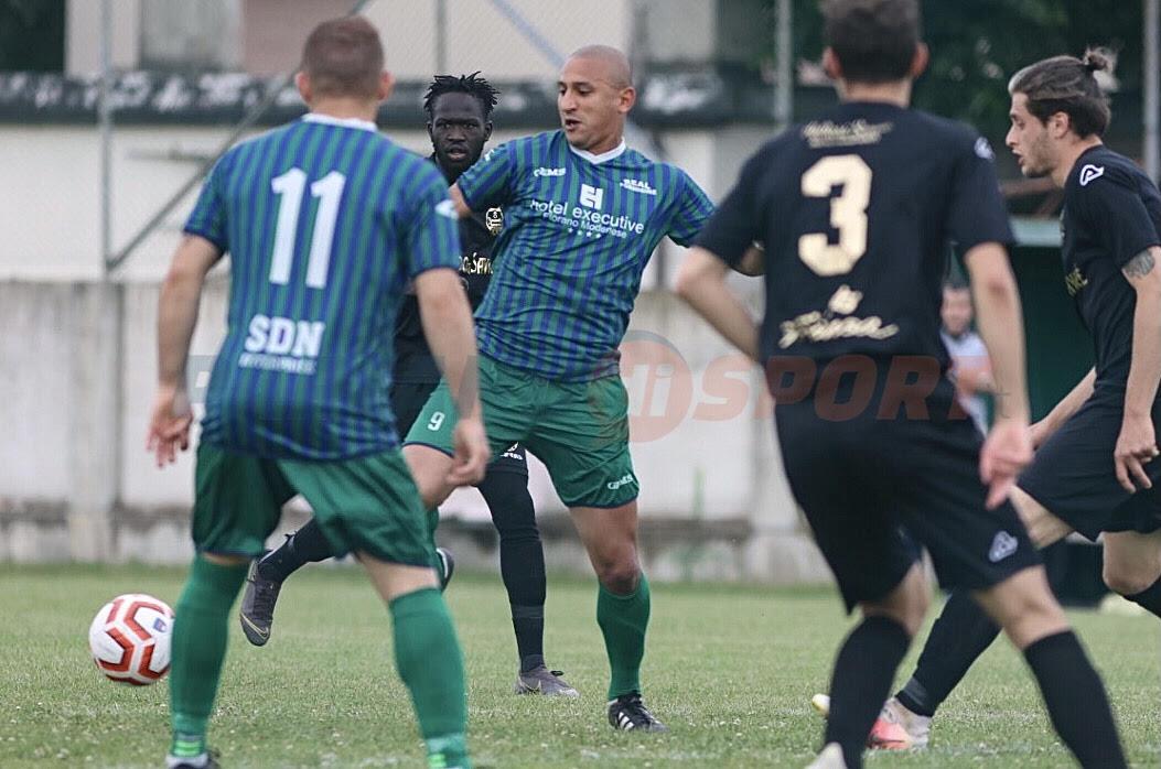 Dilettanti - Eccellenza: Real Formigine-Piccardo Traversetolo 0-1, il gol di Bandaogo