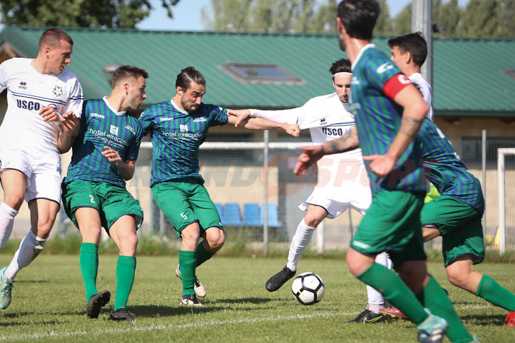 Dilettanti - Eccellenza: Cittadella-Formigine 1-1, i gol